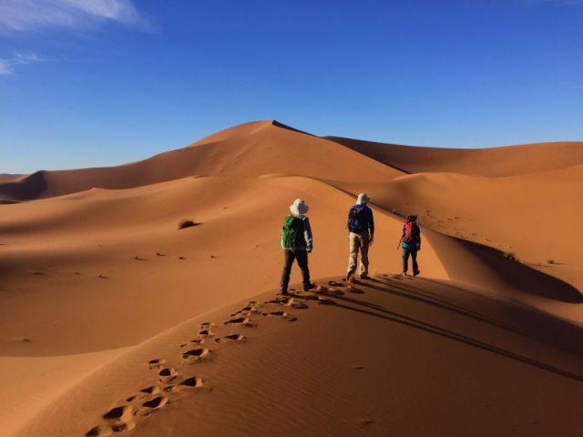 Desert-Trekking-Morocco-Sahara